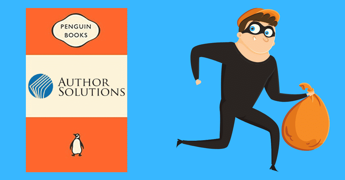 author solutions complaints
