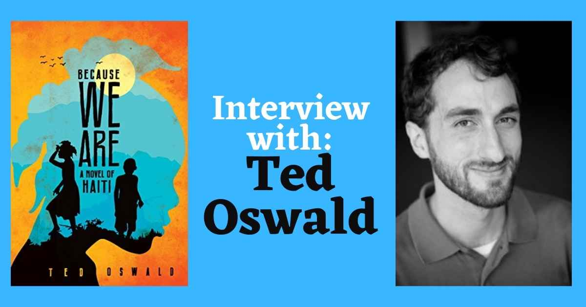 ted oswald because we are haiti