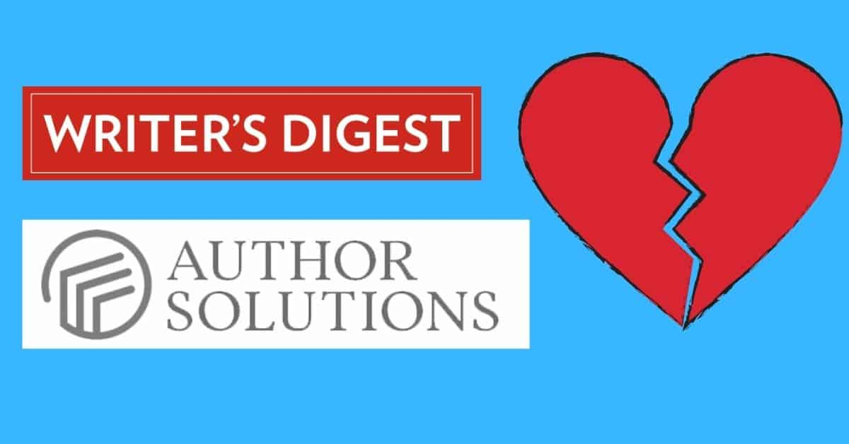 writer's digest author solutions