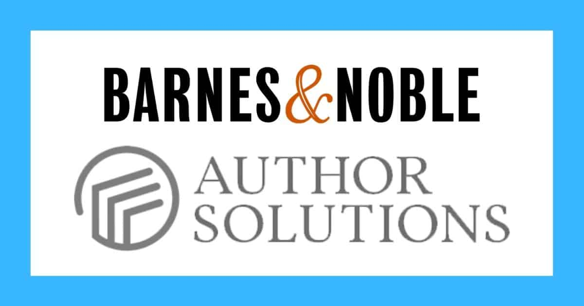 Barnes & Noble Author Solutions partnership (1)