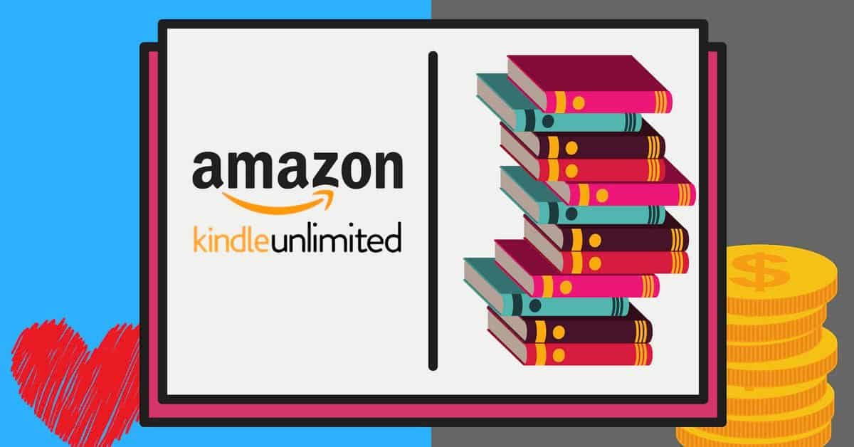 Book Stuffing Kindle Unlimited Graphic