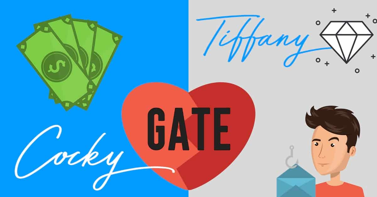 When #Cockygate And #Tiffanygate Collide | David Gaughran