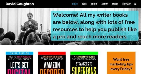 Site Branding On Homepage