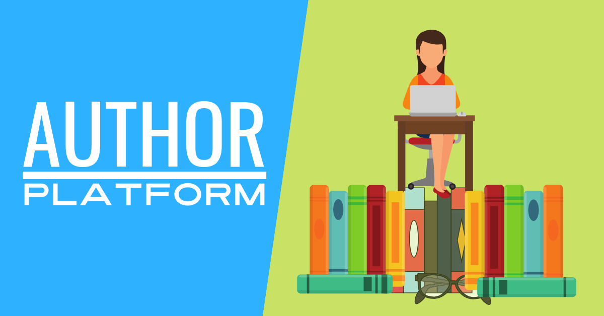 Author Platform blog header image