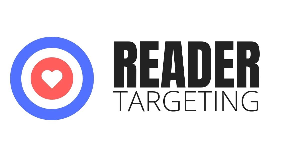 Reader Targeting blog header