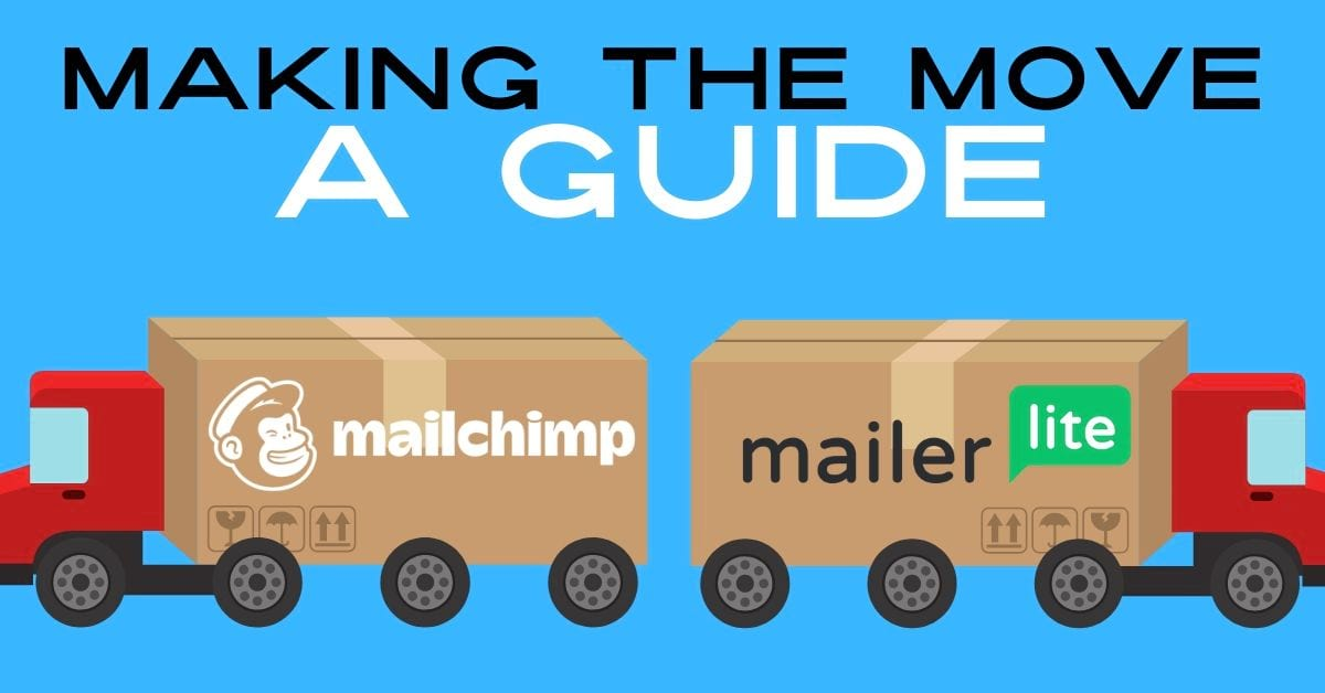 Mailchimp to Mailerlite header