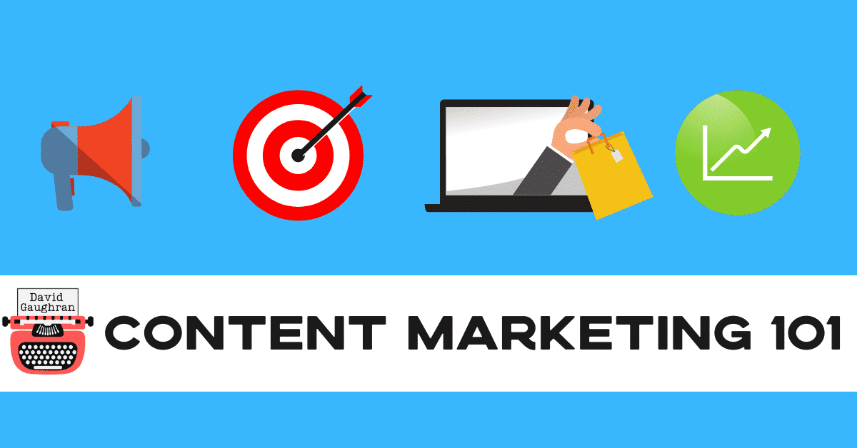 Content Marketing 101 blog header