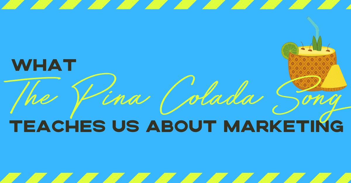 pina colada blog header