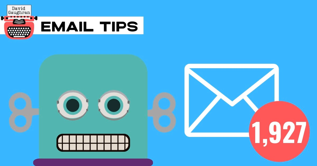 blog header email tips