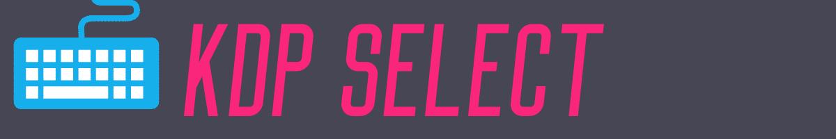 Self-Publishing Resources - KDP Select Divider