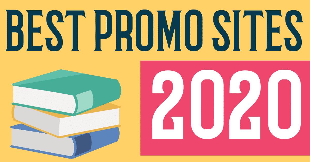 Best Book Promo Sites 2020 author marketing