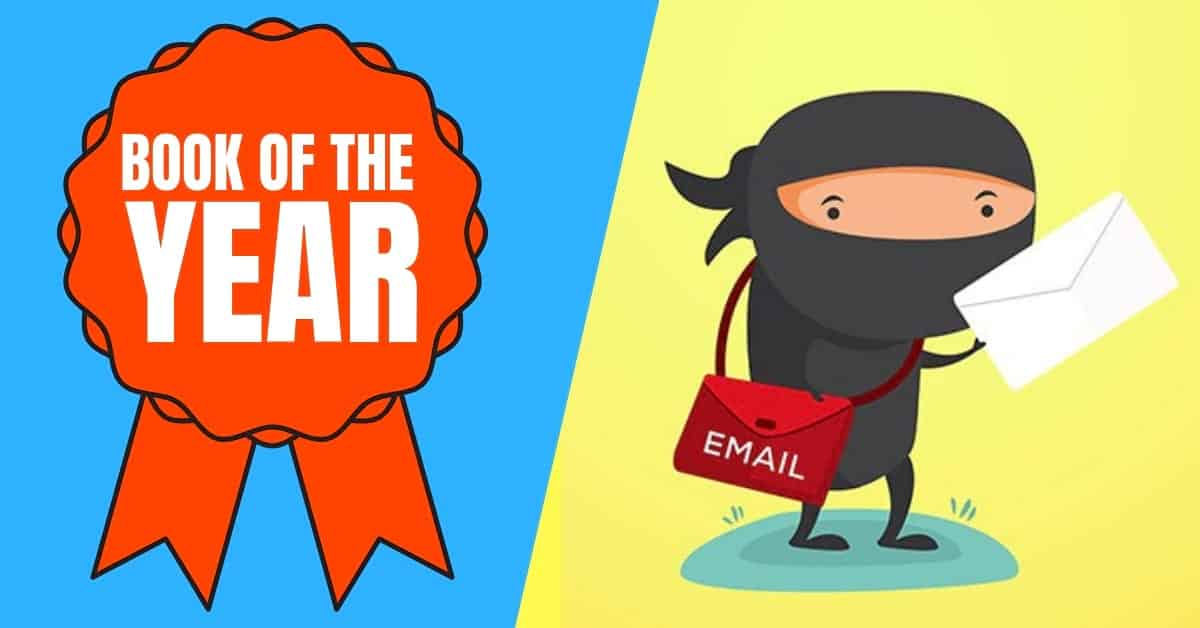 Newsletter Ninja Book of the Year