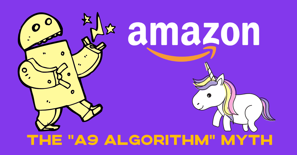 and the Myth of the A9 Algorithm - amazon algorithms and a9.com