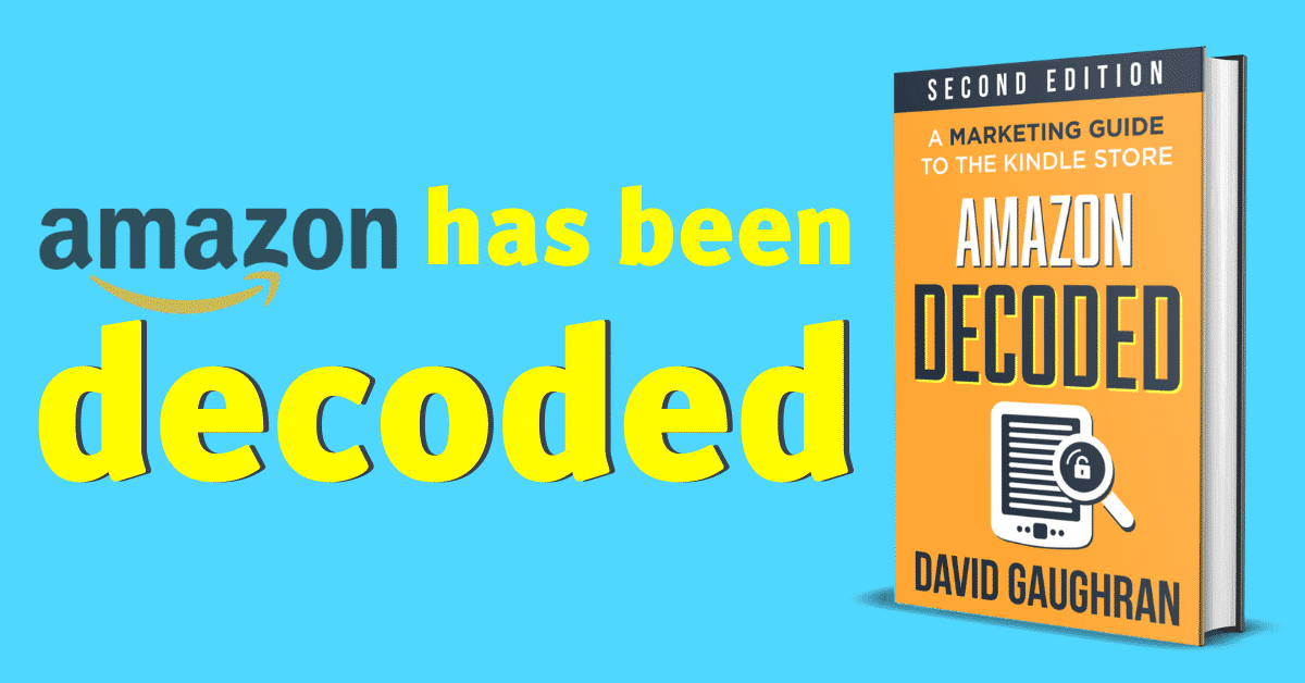 How to sell books - Decoding Amazon header image