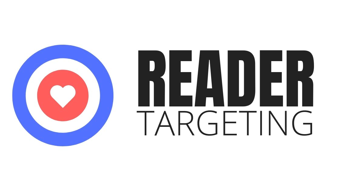 How to sell books - Reader targeting blog graphic