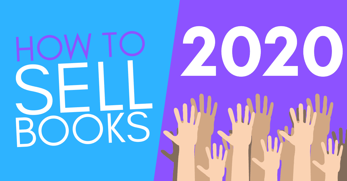 How to sell books - header image
