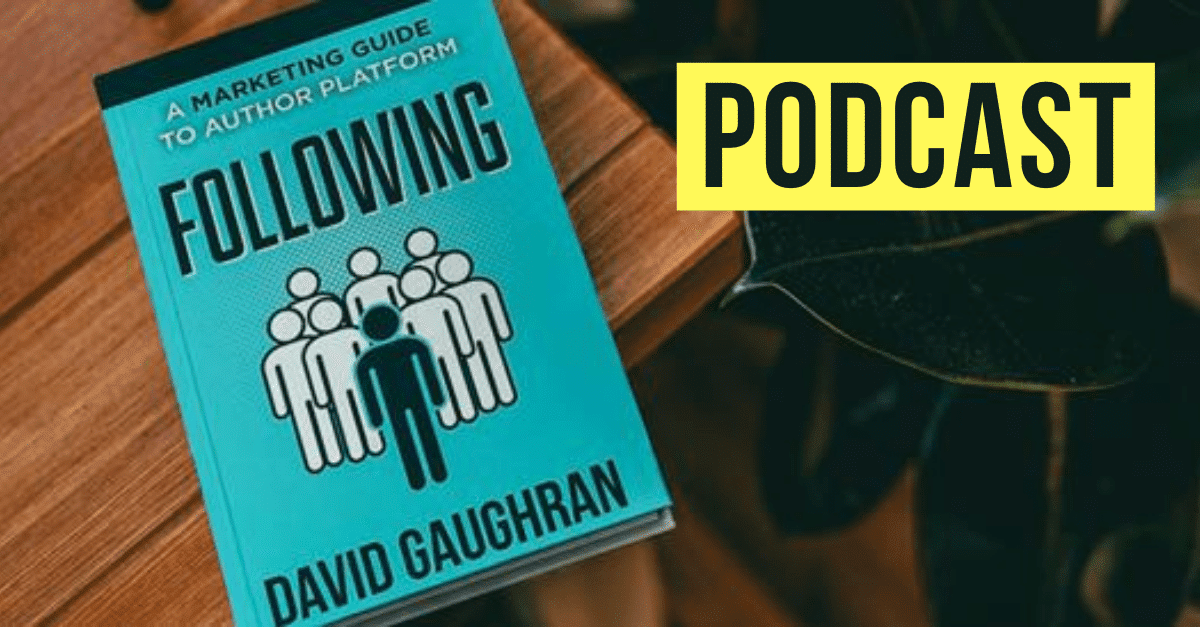 Story Artist with Diana Wink podcast with David Gaughran on author platforms