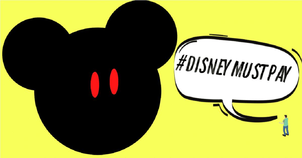 #DisneyMustPay Alan Dean Foster Disney Star Wars