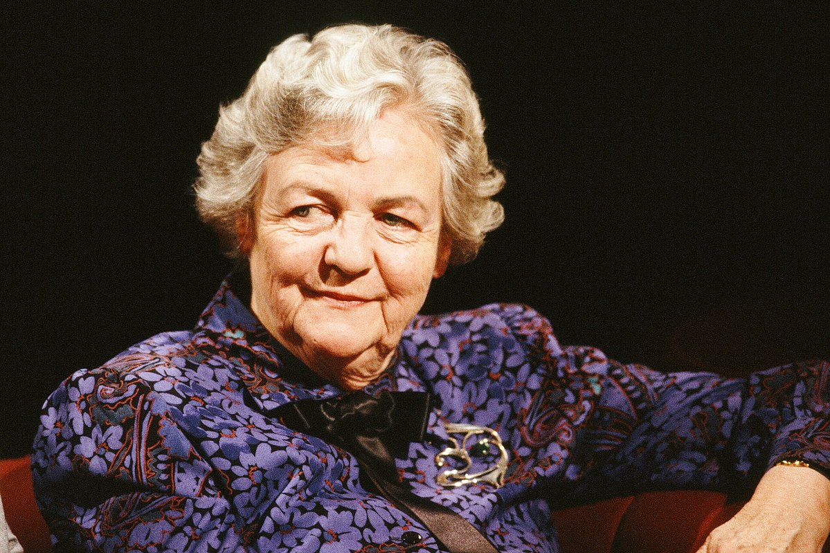 You may not be able to change the world, but at least you can embarrass the guilty. – Jessica Mitford. Image: Open Media Ltd. via Wikipedia CC-ASA.